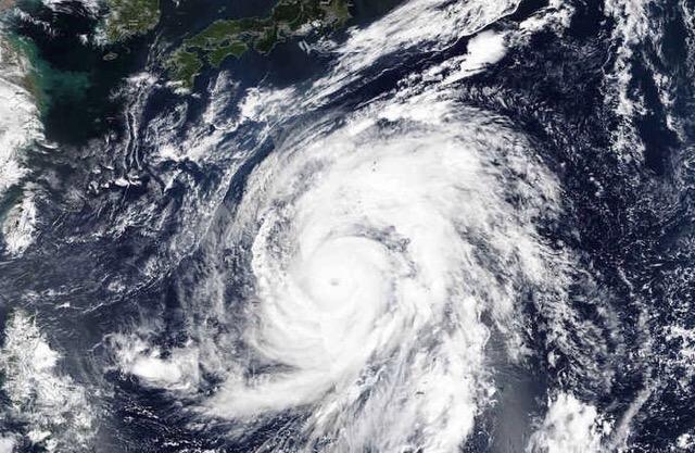 台風19号(2019-10)