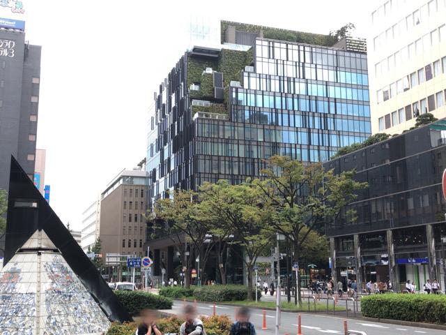 博多駅筑紫口の景観が劇的に変わりました(2019-09)